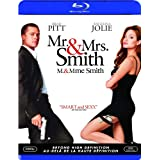 Mr. and Mrs. Smith [Blu-ray] (Bilingual)by Blue-Ray