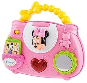Minnie Mouse - Bolsito con sonido (Clementoni 65522) en BebeHogar.com