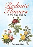 Redoute Flowers Stickers (Dover Postcards)