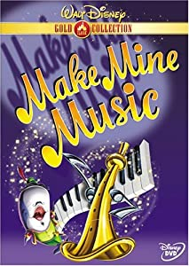 "Cover of ""Make Mine Music (Disney Gold Cl..."