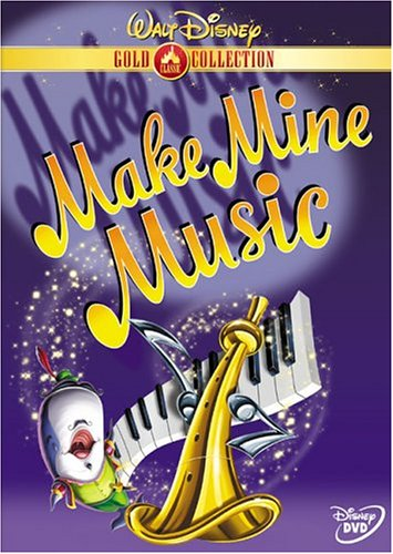 Make Mine Music [DVD] [1946] [Region 1] [US Import] [NTSC]