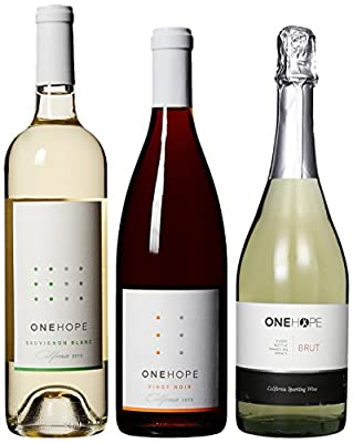 ONEHOPE Holiday Dinner II Wine Mixed Pack, 3 x 750 mL