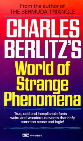 Charles Berlitz's World of Strange Phenomena, Charles Berlitz