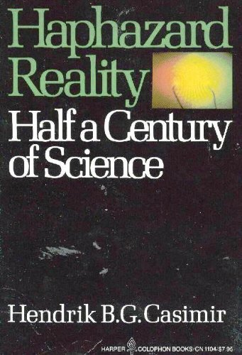 Haphazard Reality: Half a Century of Science