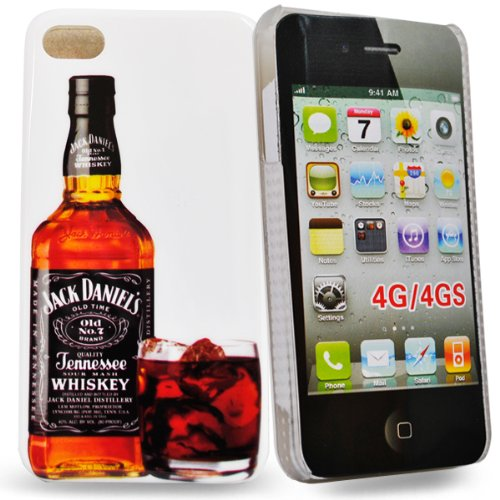 gadget geek - accessory master conception hard housse coque pour apple iphone