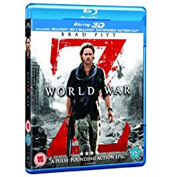 World War Z 3d [Blu-ray]