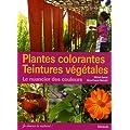 Plantes colorantes Teintures v�g�tales : Le nuancier de couleurs