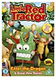Little Red Tractor: Enter The Dragon [DVD]