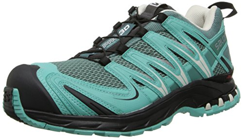 Salomon Women's XA Pro 3D W Trail Running Shoe,Horizon Blue/Asphalt/Softy Blue,8 M US