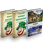 Ireland: A Backpackers Travel Guide + Funny Feckin Irish Jokes + Filthy Feckin Irish Jokes Hörbuch von S. Daly Gesprochen von: K.D. O'Neill