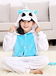 UDreamTime Kids Homewear Sleepsuit Animal Pajamas Halloween Cosplay Costume