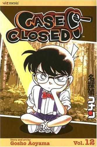 名探偵コナン コミック12巻 (英語版)