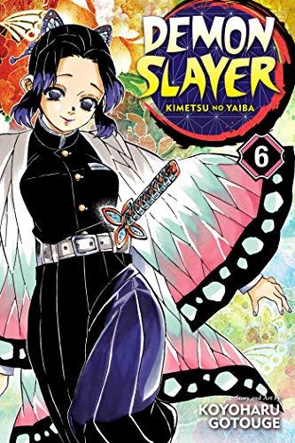 Demon Slayer Kimetsu no Yaiba, Vol. 6 [Gotouge, Koyoharu] (Tapa Blanda)