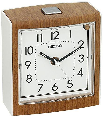 Top 5 Best Seiko Bedside Alarm Clock For Sale 2016