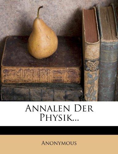 Annalen der Physik und Chemie. Band CI.
