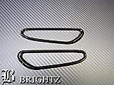 BRIGHTZ 1シリーズ E82 ブラックメッキサイドマーカーリング 【 MM-334-SI 】 BMW 120i 135i クーペ UC20 UC30 UC35 12898