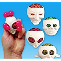 """2"""" Monster Squeeze Ball, Case Of 144"""