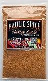 Paulie Spice : Sweet Hickory Smoke BBQ Seasoning and Rub : Amazing on Ribs, Prime Rib, Pork, Steak, Wings, Chicken and Fish : 8 oz.