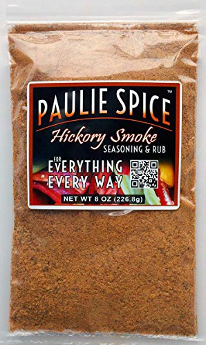 Sweet Hickory Smoke BBQ Seasoning And Rub : Amazing On Ribs, Prime Rib, Pork, Steak, Wings, Chicken And Fish : 8 Oz.