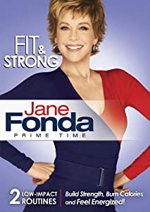 Jane Fonda: Prime Time - Fit & Strong from LIONSGATE