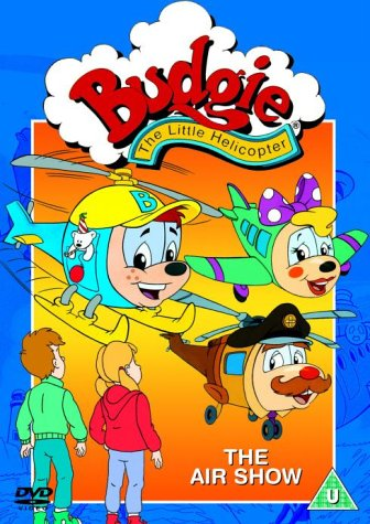 Budgie The Little Helicopter: The Air Show [DVD]