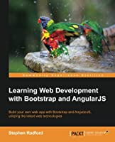 Learning Web Development with Bootstrap and Angular Front Cover