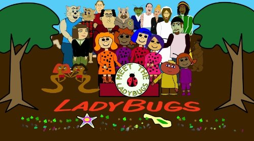 Meet The Ladybugs front-1078863