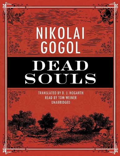 Dead Souls [With Headphones] (Playaway Adult Fiction)