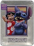 Lilo & Stitch in Collectible DVD Tin