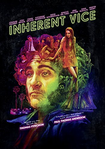 Inherent Vice [DVD] [2015]