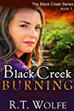 img - for Black Creek Burning (The Black Creek Series, Book 1) book / textbook / text book