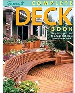 how to build a deck book