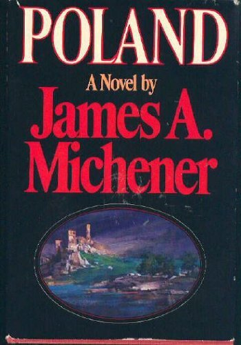 Poland By James A. Michener, -Random House-