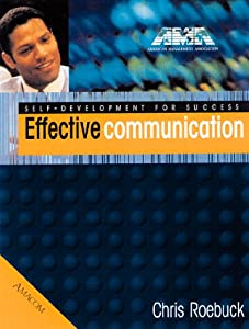 "Cover of ""Effective Communication"""