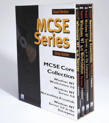 McSe Series: McSe Core Collection : Windows Nt 4.0 Workstation ; Windows Nt 4.0 Server ; Netowrking Essentials ; Windows Nt Server 4.0 in the Enterprise