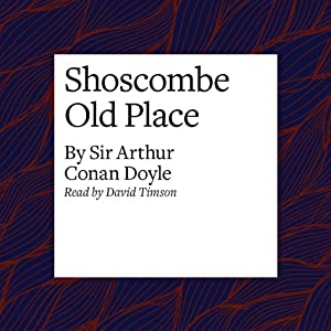 Shoscombe Old Place Audiobook