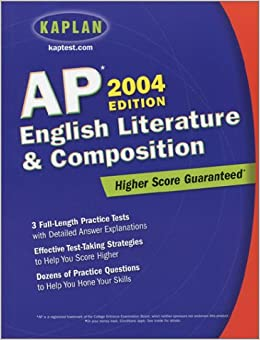 2004 ap english literature essay