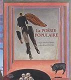 """Afficher """"La Poèsie populaire"""""""