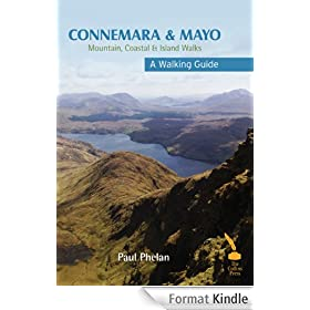 Connemara &  Mayo - A Walking Guide : Mountain, Coastal & Island Walks