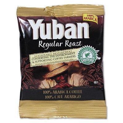 Yuban Regular Roast Coffee 1.5oz Pillow Packs - 42ct Box (Keurig Coffee Yuban compare prices)