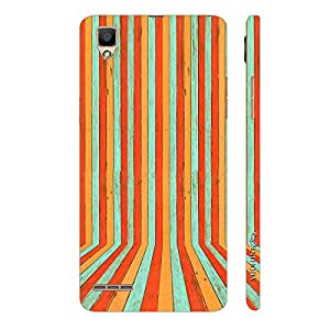 Enthopia Designer Hardshell Case Colours To You Back Cover for OPPO F1