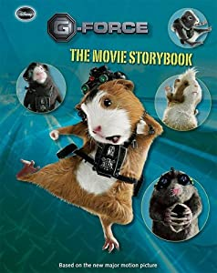 G-Force The Movie Storybook