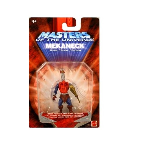 Masters of the Universe Mini-Figures Mekaneck Action Figure by Mattel