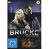 """Die Br�cke - Transit in den Tod, Staffel 1 [5 DVDs]von """"Sofia Helin"""""""