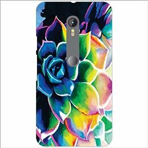 Motorola Moto G (3rd gen) Back Cover - Flowers Designer Cases
