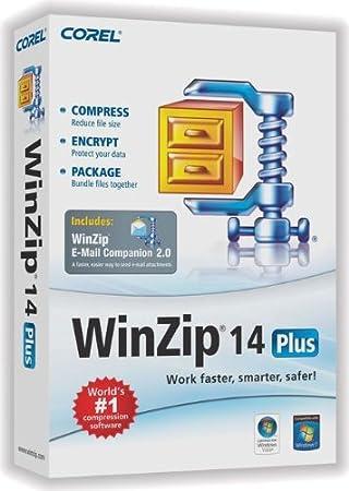 WinZip 14 Plus (Standard)