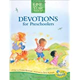 The One Year Devotions for Preschoolers (Little Blessings Line) ~ Crystal Bowman