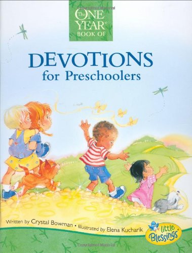 The One Year Devotions for Preschoolers (Little Blessings Line)
