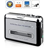 HooToo® Portable USB Tape Cassette To PC/MP3 Converter Capture Adapter Digital Audio Music Player