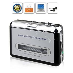 taotronics convertisseur cassette mp3 lecteur. Black Bedroom Furniture Sets. Home Design Ideas